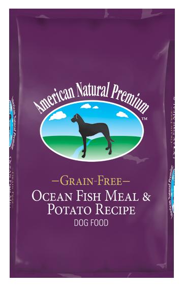 Ocean Fish Meal Amp Potato Recipe American Natural Premium